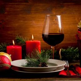 wino na wigilie firmowa
