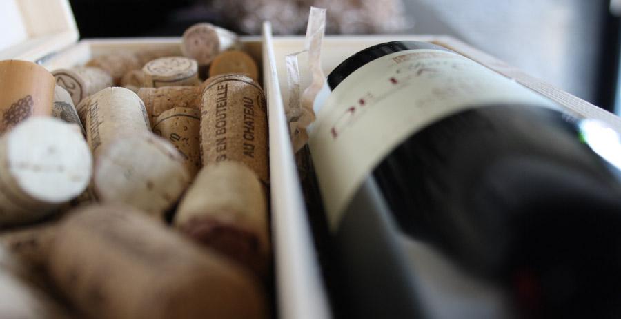 Własna piwnica z winem