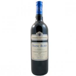 PIERRE RIVIERE, Franc Rubis, Pays D'oc, Cabernet-Sauvignon