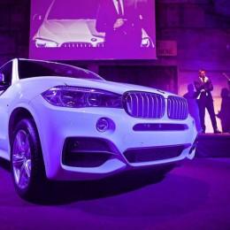 Fotorelacja z premiery BMW X5 w salonie BMW MINI Zdunek